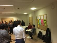 Successful scenario building workshop